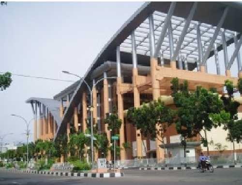 Berarsitektur Terbaik di ASEAN, Perpustakaan Soeman HS Mampu Menyedot Ribuan Pustakawan