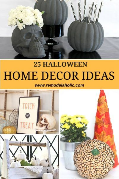25 halloween home decor ideas - Decor For Halloween