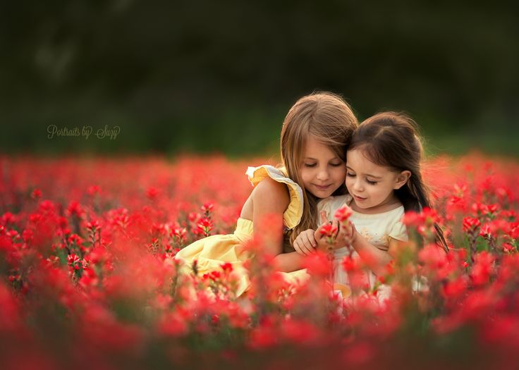 Together sweet mia and leticia · cute kidschildren photographycreative