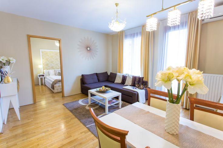 Gold Deluxe apartment, Colours Apartments Budapest, Kazinczy street 9.