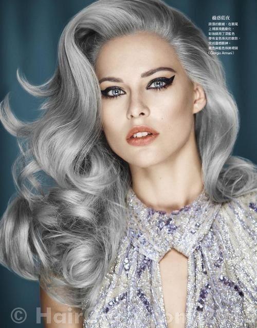 Advice on getting steel silver hair with Pravana Chromasilk Vivids ...