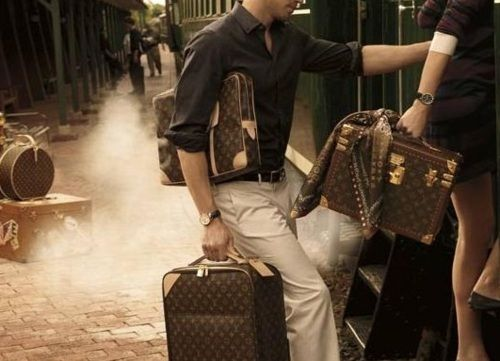 **: Louisvuitton, Travel Bags, Travel In Style, Ads Campaigns, Training Travel, Training Riding, St. Louis, Vintage Luggage, Louis Vuitton Bags