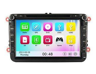 "8"" Autoradio DVD GPS Volkswagen GOLF (MK6)/ polo avec Bluetooth et GPS"