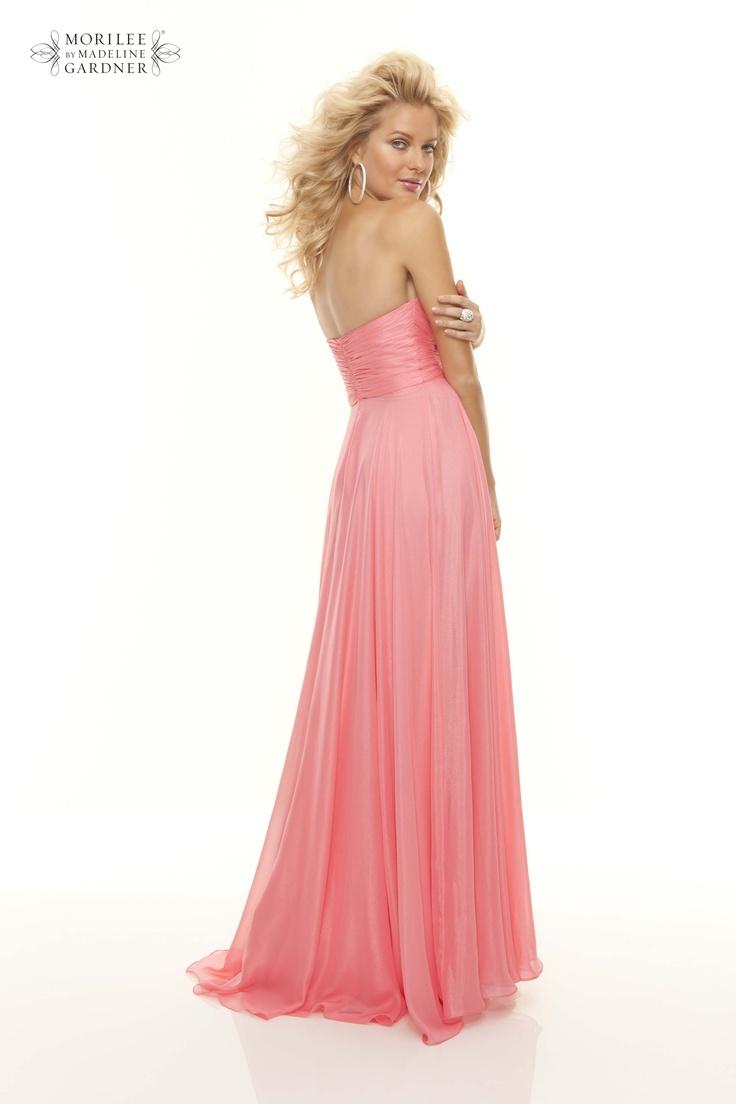 Mejores 31 imágenes de Vestidos rosas en Pinterest | Rosas, Vestido ...