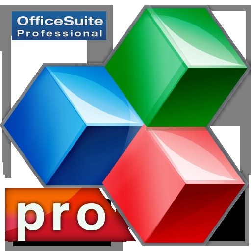 OfficeSuite Professional 6 - Just in case you need to bring the office home with you, OfficeSuite Pro is a complete feature-rich mobile office. When you can't get it done between nine to five, OfficeSuite Pro makes your job as efficient and painless as possible.  Print - ability.     .Convert to PDF .   * Spell-check- ability