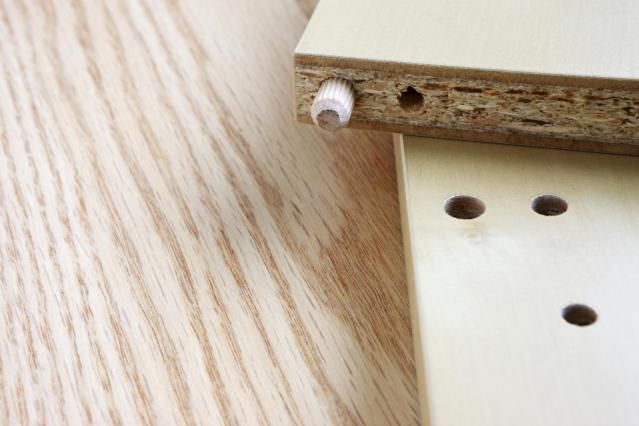 Particle board furniture is an inexpensive way to decorate your home, but doesn't always stand up to constant use. Learn how to refurbish damaged particle board furniture instead of tossing it.