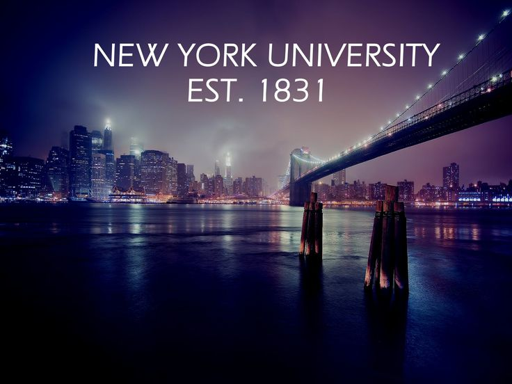Landscape Hd Wallpaper Of City Night Lights Find This Pin And More On NYU