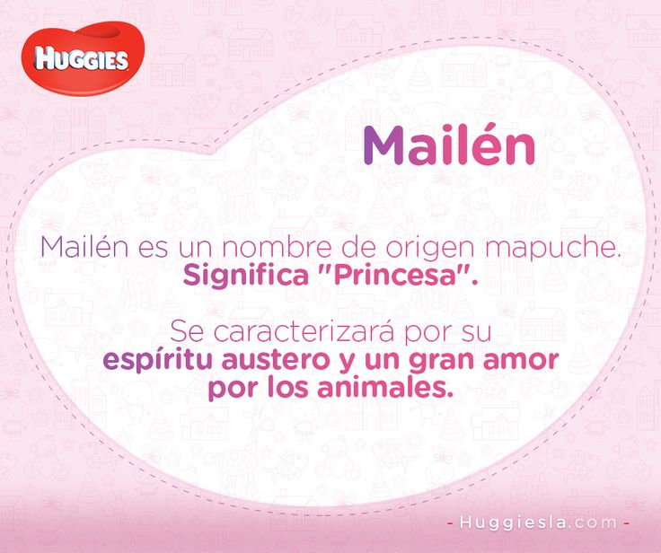 Mailén, una princesa