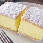 Prajitura Cremes – Cremsnit cu crema de ivanilie