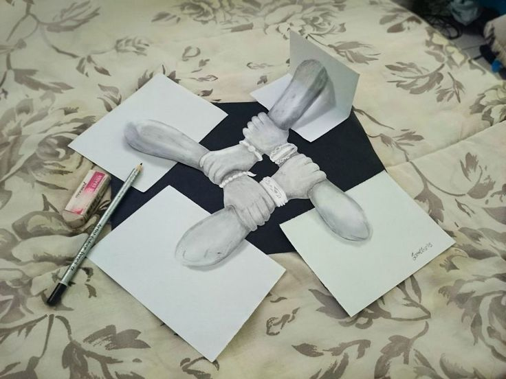 Art is my hobby! It's too hard for me to drawing a 3D on papers.. Just Improving.