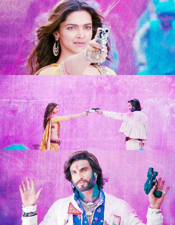 Ram Leela ~ Deepika Padukone & Ranveer Singh