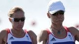 Rowers Helen Glover and Heather Stanning win first gold of 2012 Games for Team GB