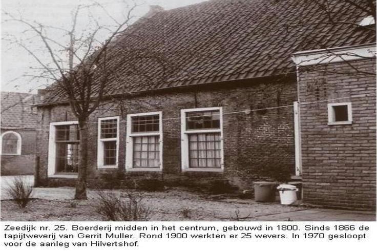 Tapijtweverij Zeedijk