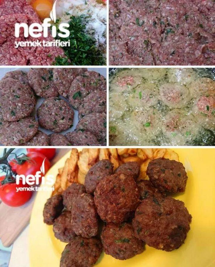 Nefis Anne Köftesi Malzemeler 600-700 gram kıyma 1 adet büyükçe boy soğan (rendelenmiş) 2 su bardağı ufalanmış bayat ekmek 1 adet yumurta Yarım demet ma... - f. özbağ - Google+