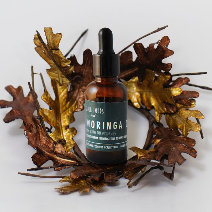 Moringa Oil 30ml (With images) Natural oils for skin