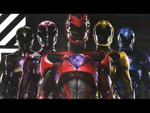 Power Rangers 2017 Costumes Closer Look