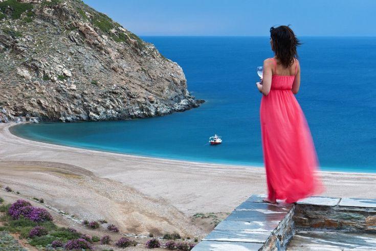 Aegea Blue Cycladic Resort- Views to Zorgos Beach