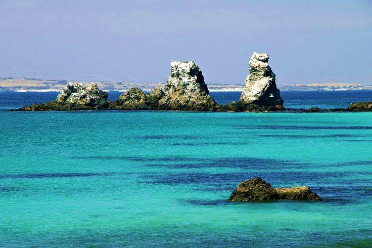 playa la virgen Chile