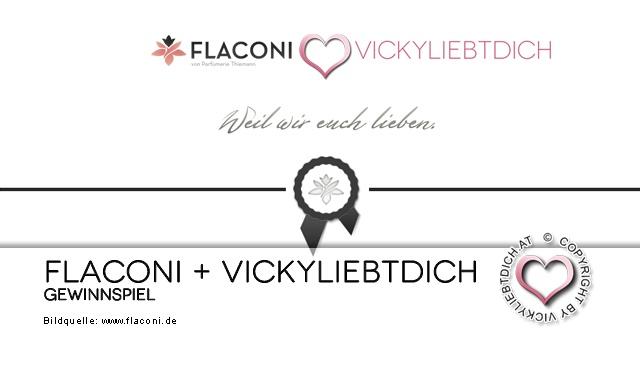 Gewinnspiel: Flaconi Gutschein im Wert von € 20 - http://www.vickyliebtdich.at/gewinnspiel-flaconi-gutschein-im-wert-von-e-20/