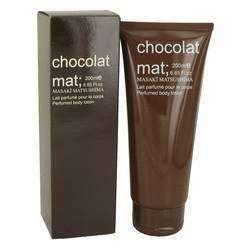 Chocolat Mat Body Lotion By Masaki Matsushima