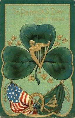 Vintage St. Patrick's Day Greeting