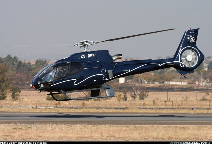 Eurocopter EC-130B-4 (AS-350B-4) aircraft picture