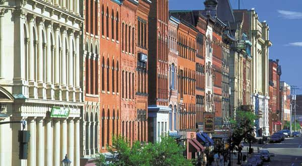 City of Saint John, New Brunswick, Canada
