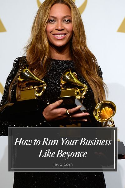 Calling all women in business: Who run the world (of #business)? GIRLS. #Beyonce #GirlBoss www.levo.com