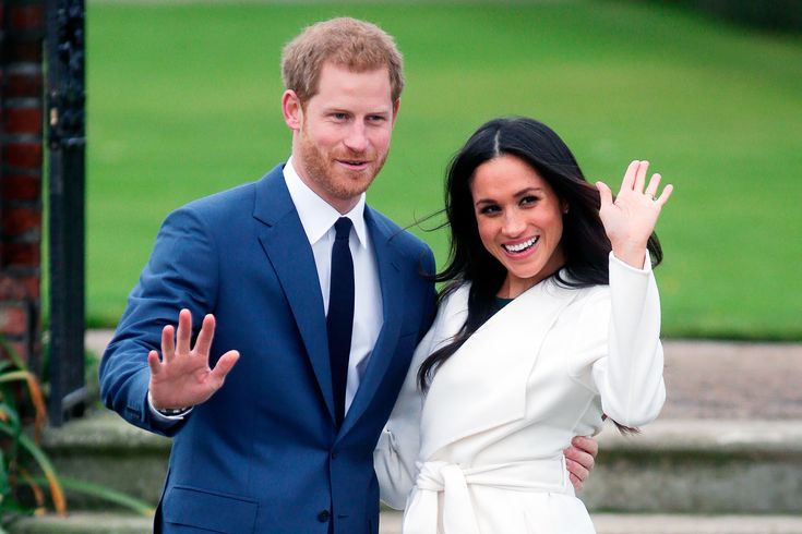 See Prince Harry and Meghan Markle's Official Engagement Photos — and Her Gorgeous Ring!