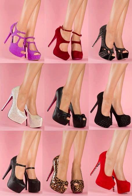 Cool shoes |2013 Fashion High Heels|