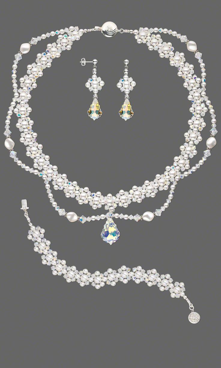 Jewelry Design – Double-Strand Necklace, Bracelet …