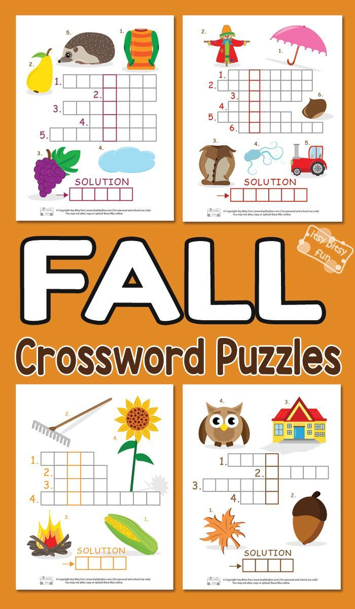 The 25 best halloween crossword puzzles ideas on pinterest fall crossword puzzles robcynllc Choice Image