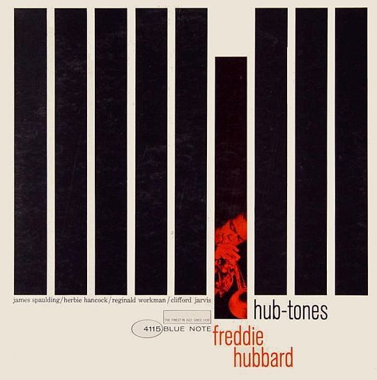 Freddie Hubbard - Hub Tones (Reid Miles - Blue Note)