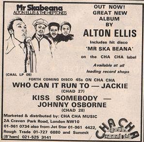 Alton Ellis & Heptones