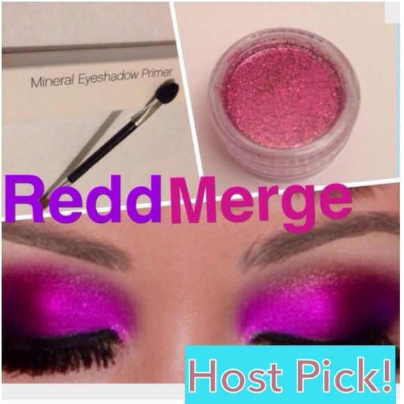 ⚡️HOST PICK⚡️glitter eyeshadow palette/ New w/Tags glitter eyeshadow palette / New with Tags New Never opened  Glitter eyeshadow  1glitter pots  1 cosmetic brush 1 eye primer                                                                Recommend: apply with eye primer Create your own designs with sparkling glitter!  Categories: glitter eyeshadow/ glitter eyebrows/ Barbie/ body art / / lips / nails body/ Jem and the hologram/ Jem and hologram/ sale /glitter / body glitter /shop My closet…