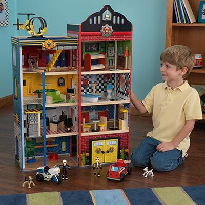 boy doll house holiday gift guide the best toys for little boys kids place manualidades. Black Bedroom Furniture Sets. Home Design Ideas