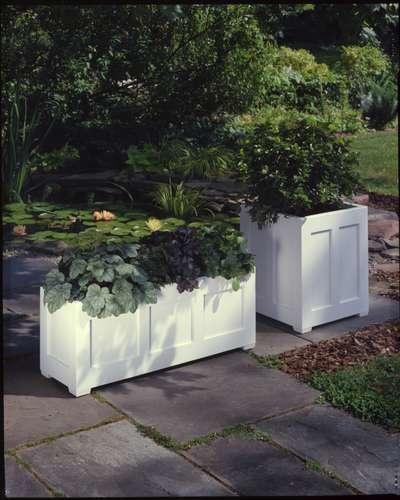 17 Best Ideas About Cedar Planter Box On Pinterest: 17 Best Ideas About Large Wooden Planters On Pinterest
