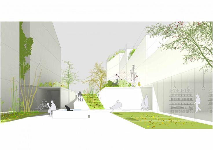 Europan 11 Proposal: 'Nudge City' / RIO Agency