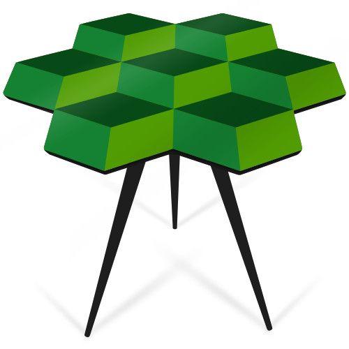 Cube Seven - Greens