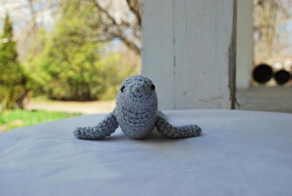 Crochet Sea Lion Endangered