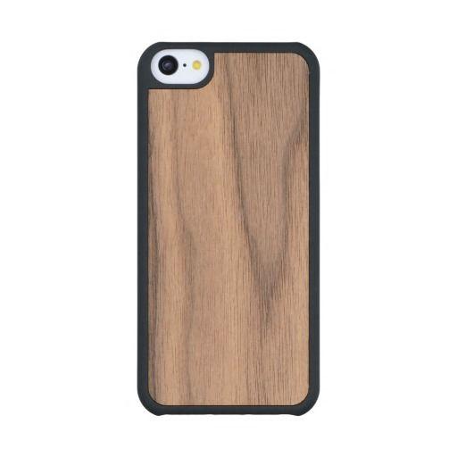 Slim Walnut Walnut iPhone 5C Slim Case