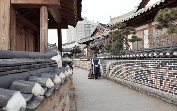 Beholder DS1 at Jeonju Hanok Village #2, KOREA/전주 한옥마을 골목길/GH4
