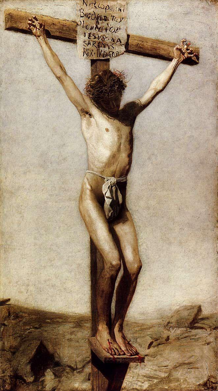 Thomas Eakins,The Crucifixion