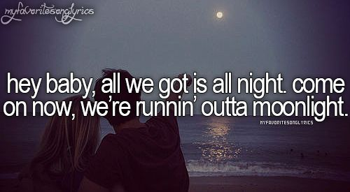 Randy Houser - Runnin Outta Moonlight