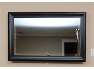 28 best images about Wall mounted tv frames on Pinterest ...