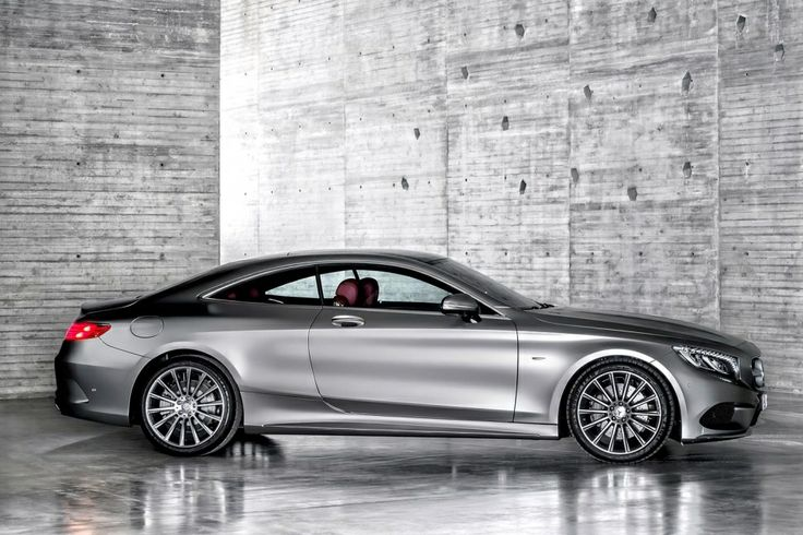 2015 Mercedes S Class Coupe