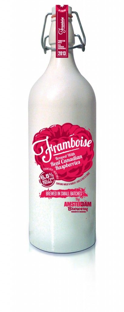 Framboise Returns to LCBOs This Week! | Amsterdam Brewery
