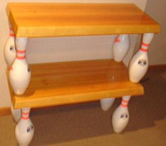 Bowling Lane Furniture | Bowling Art Works • 6320 Madison Avenue • Lincoln, NE 68507 ...