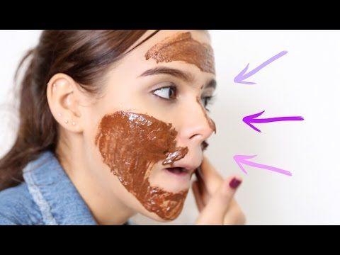 ¡ADIÓS A LAS ESPINILLAS! ♥ - Yuya - YouTube Easy facial masks to help minimize breakouts