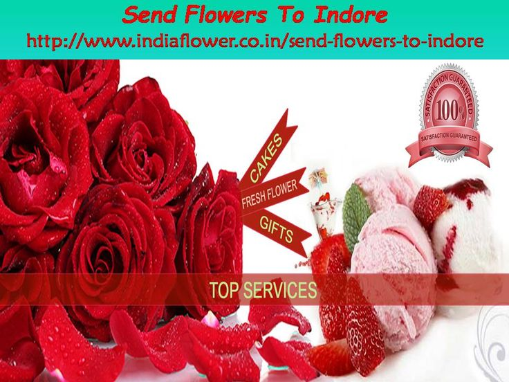 We are 24x7 hours available for send flowers to Indore and all over the india in all events and occassions. Indore Online Florist is the best online florist in the world. Get More Click here >> http://www.indiaflower.co.in/send-flowers-to-indore